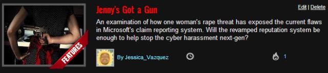Jenny's Got a Gun
